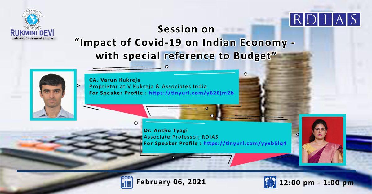 Session on Budget SessionWebsite Event